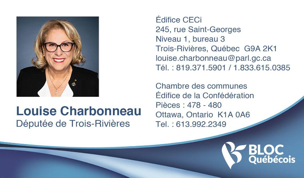 Louise Charbonneau